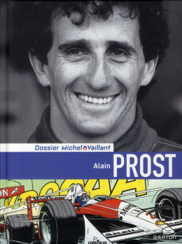 Dossiers Michel Vaillant tome 12 - Alain Prost