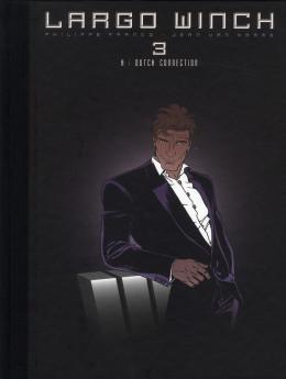 Largo Winch - diptyque tome 3 édition Le Soir