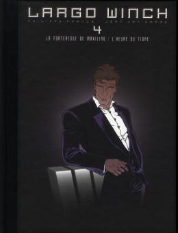 Largo Winch - diptyque tome 4 édition Le Soir