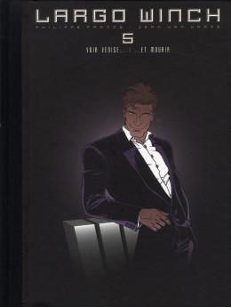 Largo Winch - diptyque tome 5 édition Le Soir