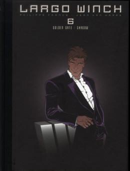 Largo Winch - diptyque tome 6 édition Le Soir