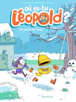 où es-tu Léopold ? tome 2 - un pacte en hiver