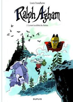 Ralph Azham T.2 - la mort au début du chemin