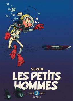 les petits hommes - intégrale tome 3 - 1973-1975
