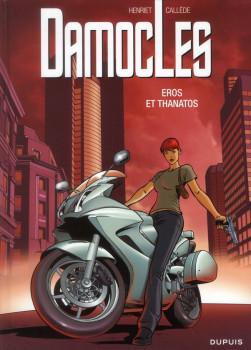 Damoclès tome 4 - Eros et Thanatos