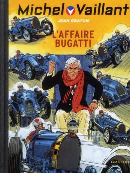 Michel Vaillant tome 54 - l'affaire Bugatti