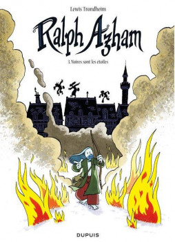 ralph azham tome 3 - noires sont les etoiles