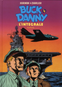 Buck Danny - intégrale tome 4 - 1953-1955