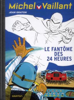 Michel Vaillant tome 17 - le fantôme des 24 heures