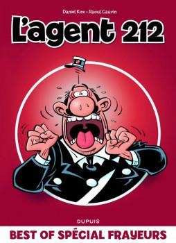 l'agent 212 ; best of spécial frayeurs