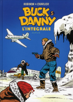 Buck Danny - intégrale tome 5 - 1955-1956