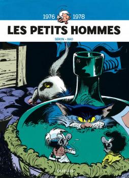 les petits hommes - intégrale tome 4 - 1976-1978