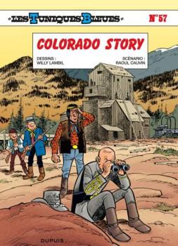 Les tuniques bleues tome 57 - Colorado story