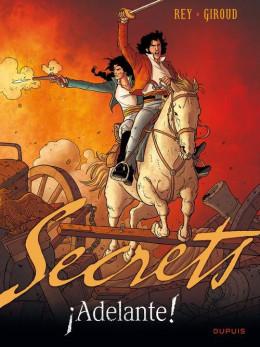 secrets - adelante ! tome 1