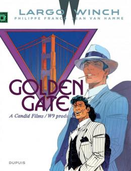 Largo Winch tome 11 - golden gate