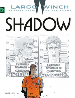 Largo Winch tome 12 - shadow