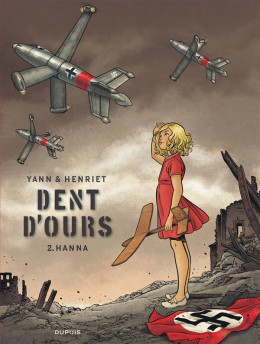 dent d'ours tome 2 - Hanna