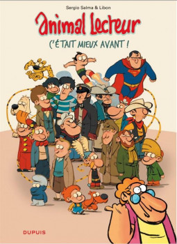 Animal Lecteur - tome 5