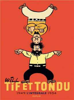 Tif et Tondu - intégrale tome 1