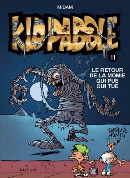 Kid Paddle tome 11 (indispensables de la BD)
