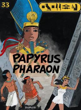 Papyrus tome 33 - Papyrus pharaon