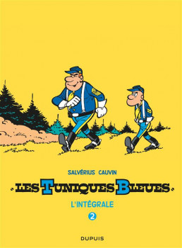 Les tuniques bleues - intégrale tome 2
