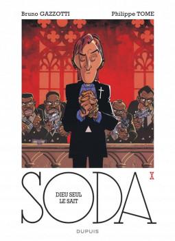 Soda tome 10 - Dieu seul le sait - édition 2014