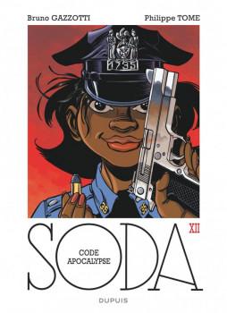 Soda tome 12 - code apocalypse - édition 2014