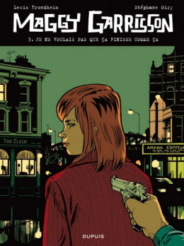 Maggy Garrisson tome 3