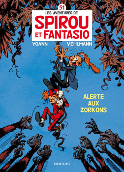 48h - Spirou et Fantasio tome 51