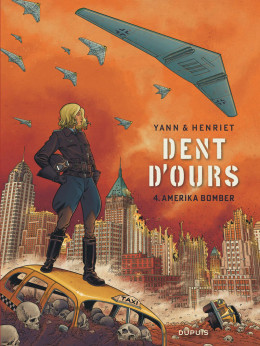 Dent d'ours tome 4