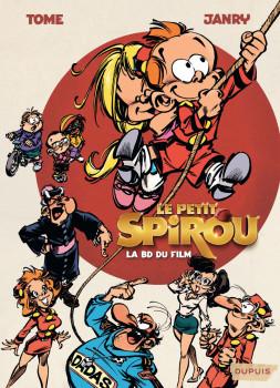 Le petit Spirou - La BD du film