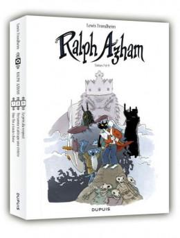 Ralph Azham - fourreau tome 7 à tome 9
