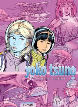 Yoko Tsuno - intégrale tome 9