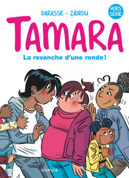 Tamara - la BD du film - coup de foudre !