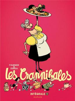Les Crannibales - intégrale tome 1