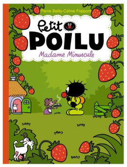Petit Poilu tome 20 - Madame Minuscule