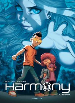 Harmony tome 2 - indigo