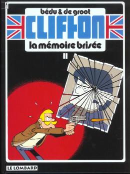Clifton tome 11 - la mémoire brisée
