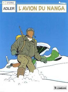 Adler tome 1 - l'avion du nanga