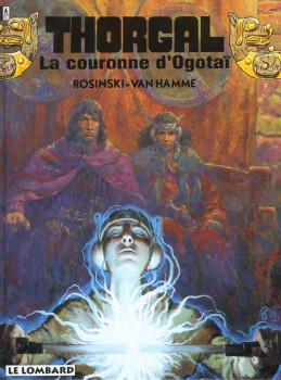 thorgal tome 21 - la couronne d'ogotai