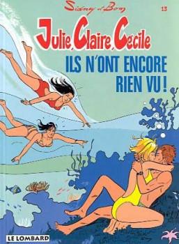 Julie, Claire, Cécile tome 13