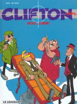 clifton tome 5 - atout...coeur