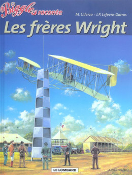 Biggles raconte tome 6 - les freres wright