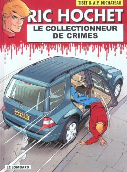 ric hochet tome 68 - le collectionneur de crimes