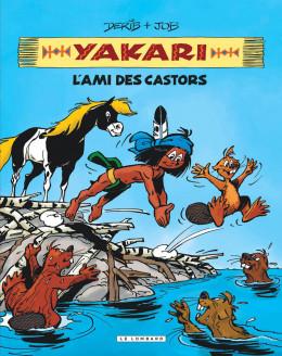 yakari - intégrale tome 2 - l'ami des castors