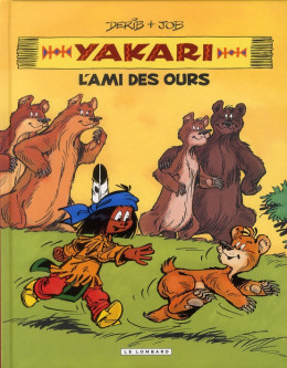 Yakari - intégrale tome 3 - l'ami des ours
