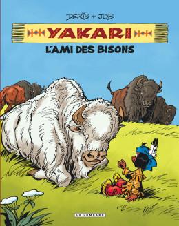 Yakari - intégrale tome 4 - l'ami des bisons