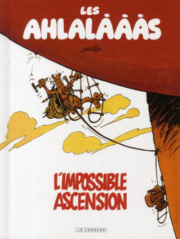 les Ahlalâââs ; l'impossible ascension