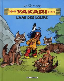 Yakari - intégrale tome 5 - l'ami des loups